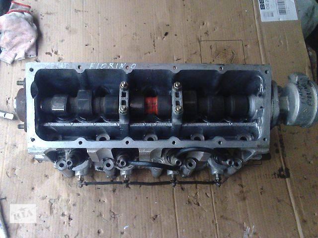 продам Б/у Детали двигателя Головка блока Легковой Fiat Fiorino 1.9D бу в Ковеле