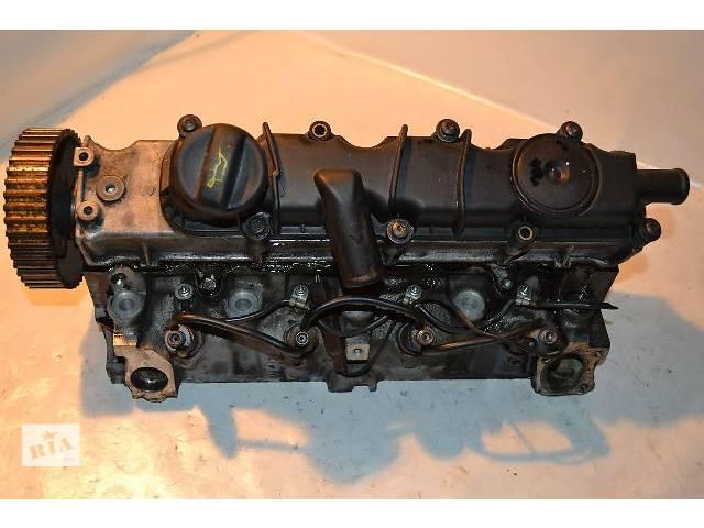 бу б/у Детали двигателя Головка блока Легковой Fiat Scudo 1.9D в Ковеле