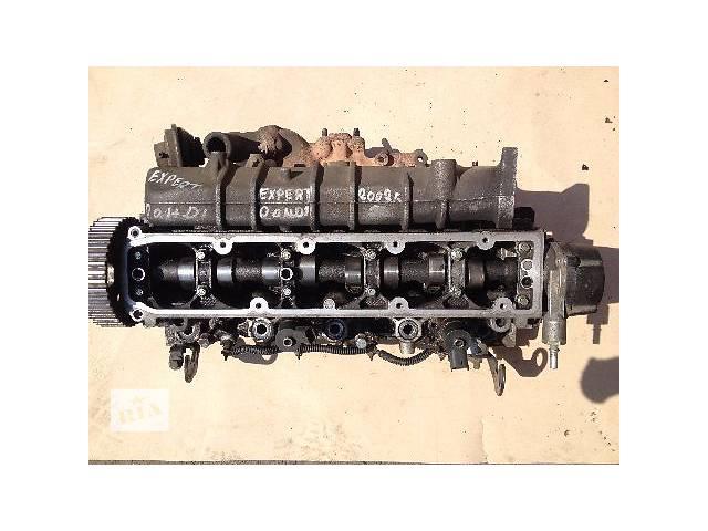 купить бу б/у Детали двигателя Головка блока Легковой Fiat Scudo 2.0 hdi в Луцке