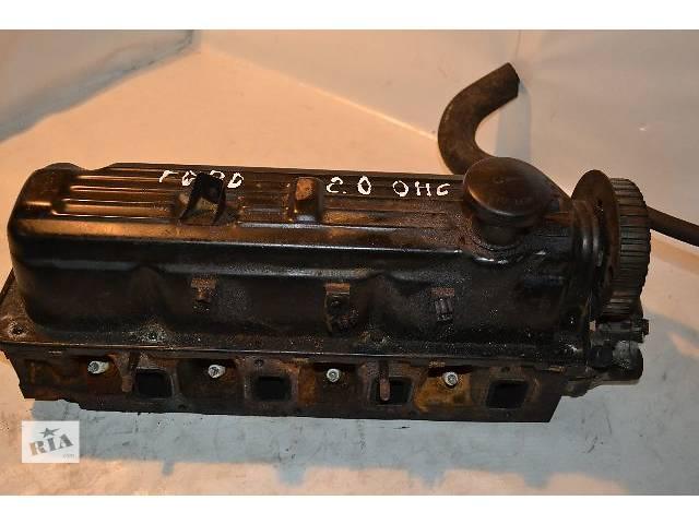 купить бу Б/у Детали двигателя Головка блока Легковой Ford Sierra 2.0 OHC в Ковеле