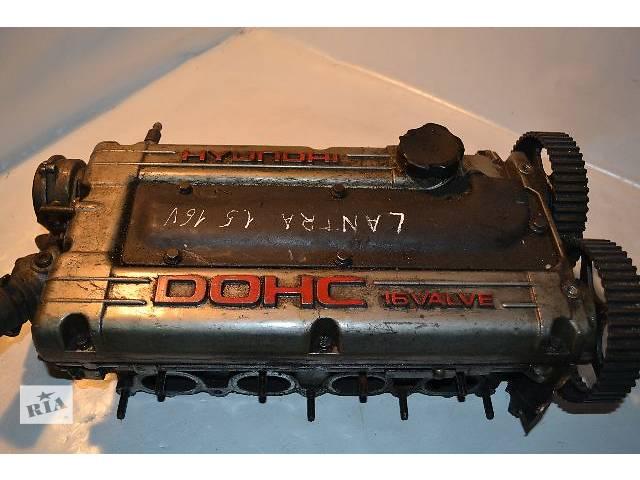бу Б/у Детали двигателя Головка блока Легковой Hyundai Lantra в Ковеле