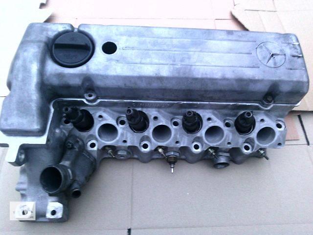 бу б/у Детали двигателя Головка блока Легковой Mercedes 124 в Ковеле