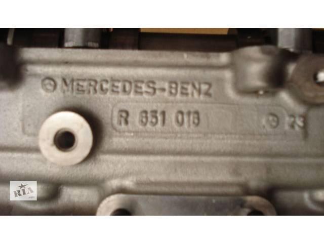 продам б/у Детали двигателя Головка блока Легковой Mercedes E-Class бу в Луцке