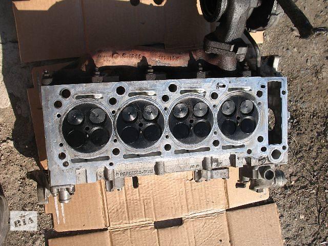 бу б/у Детали двигателя Головка блока Легковой Mercedes Sprinter 2004 в Луцке