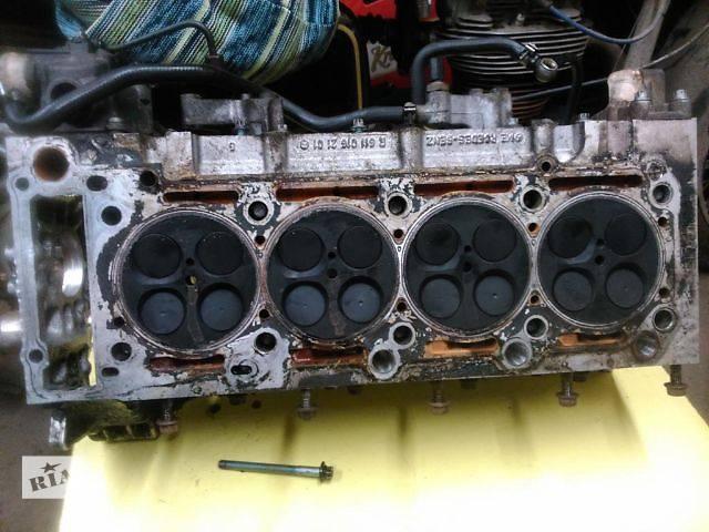 бу б/у Детали двигателя Головка блока Легковой Mercedes Sprinter 313 2004 в Тернополе