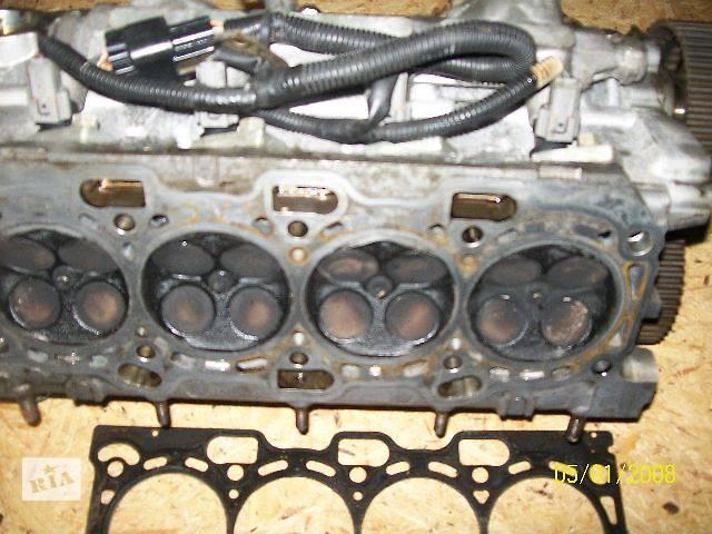 бу б/у Головка блока Mitsubishi Carisma G9GDI с двигателя 1.8 GDI , 2001 г.в. в хорошем состоянии , гарантия , доставка . в Тернополе