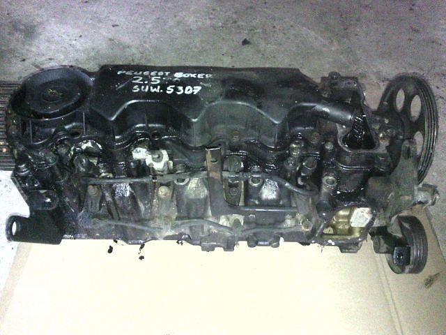 б/у Детали двигателя Головка блока Легковой Peugeot Boxer- объявление о продаже  в Ковеле