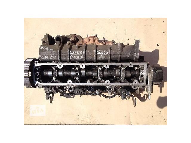 купить бу б/у Детали двигателя Головка блока Легковой Peugeot Expert 2.0 hdi в Луцке