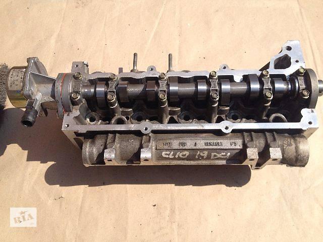 б/у Детали двигателя Головка блока Легковой Renault Clio 1.5 dci- объявление о продаже  в Луцке
