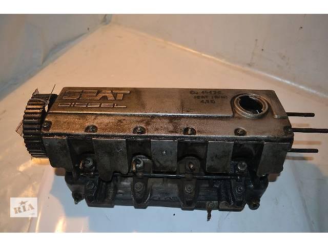 бу б/у Детали двигателя Головка блока Легковой Seat Ibiza 1,7D в Ковеле