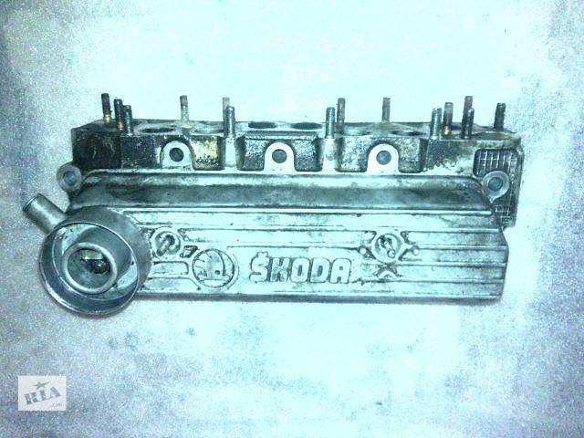 купить бу б/у Детали двигателя Головка блока Легковой Skoda Felicia 1,3б в Ковеле
