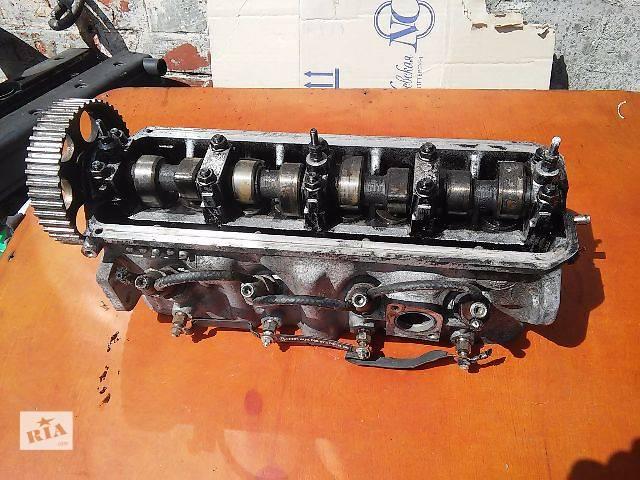 б/у Детали двигателя Головка блока Легковой Volkswagen T4 1.9д- объявление о продаже  в Ковеле