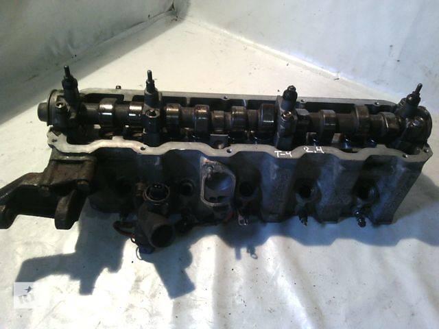 б/у Детали двигателя Головка блока Легковой Volkswagen T4 2.4D- объявление о продаже  в Ковеле