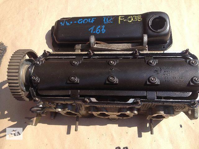 бу б/у Детали двигателя Головка блока Легковой Volkswagen Vento 1.6 бенз в Луцке