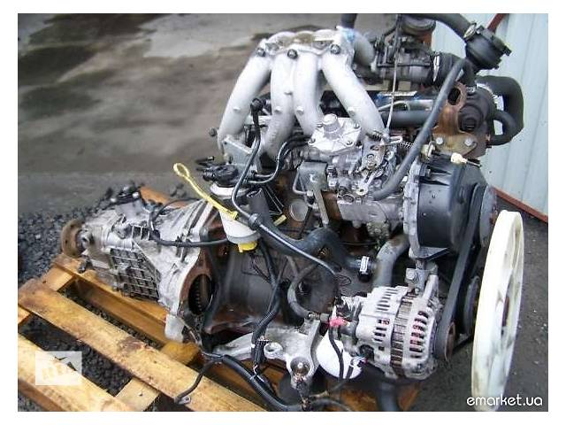 продам б/у Двигатель Грузовики Ford Transit форд транзит бу в Виннице
