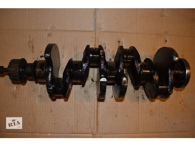 купить бу б/у Детали двигателя Коленвал Легковой Fiat Scudo 1.9D в Ковеле