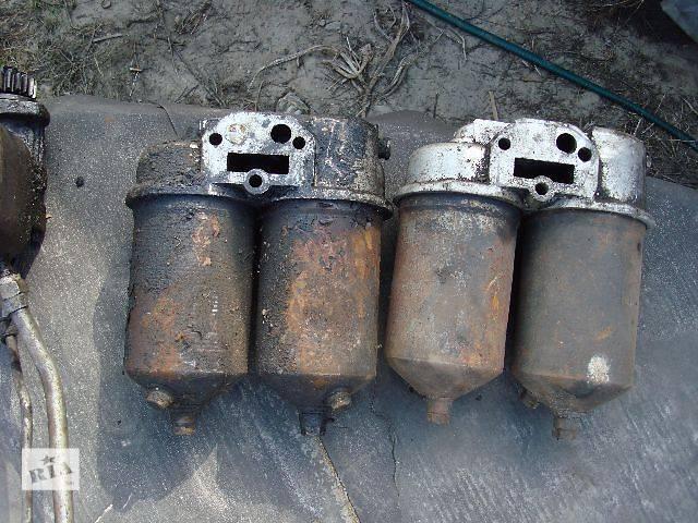 купить бу б/у Детали двигателя Корпус масляного фильтра Грузовики КамАЗ в Киеве