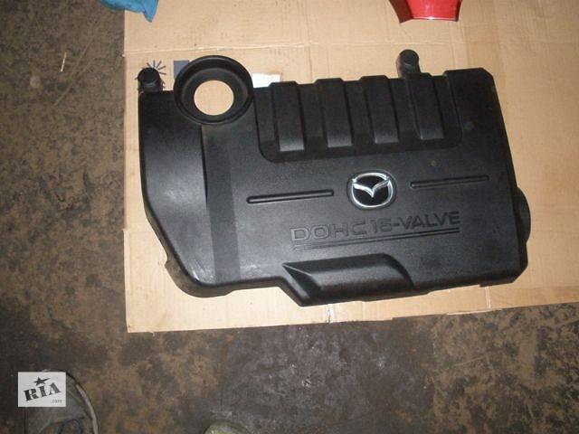 купить бу б/у Детали двигателя Крышка мотора Легковой Mazda 6 Седан 2009 в Луцке
