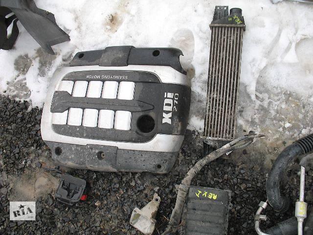 продам б/у Детали двигателя Крышка мотора Легковой SsangYong Rexton бу в Луцке