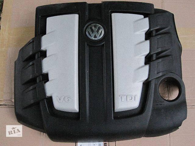 купить бу б/у Детали двигателя Крышка мотора Легковой Volkswagen Touareg в Сумах