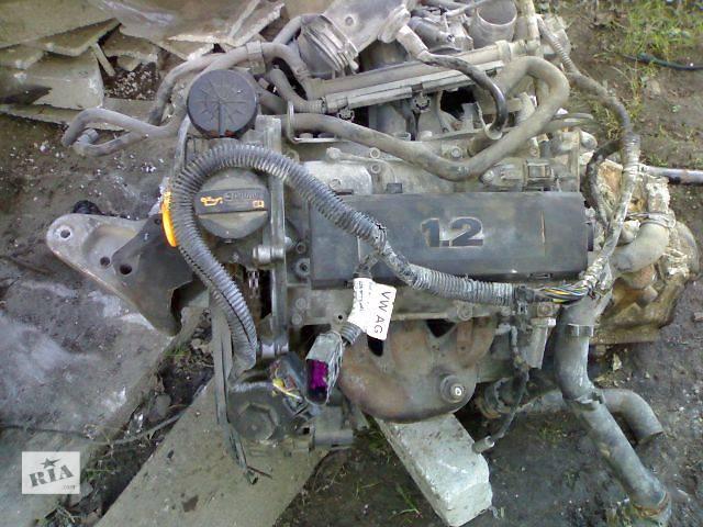 купить бу б/у Детали двигателя Двигатель Легковой Volkswagen Polo 2012 в Ивано-Франковске