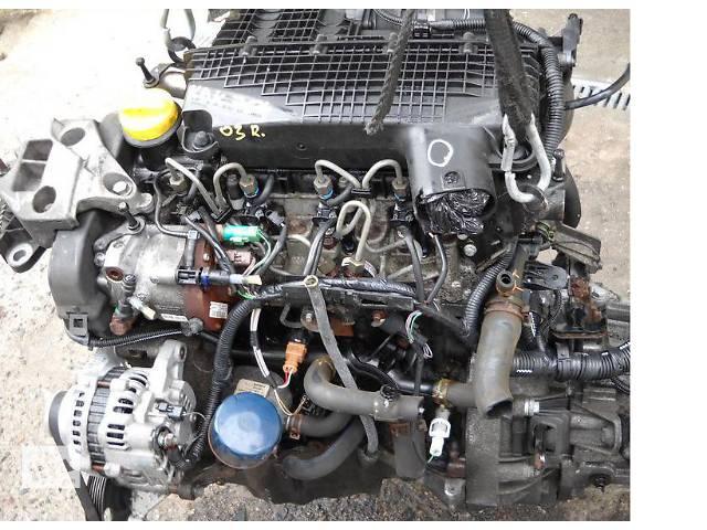 б/у Детали двигателя Renault Kangoo (Рено Кангу) 1,5 DCI и 1,9 D,1,9 TD.- объявление о продаже  в Бучаче