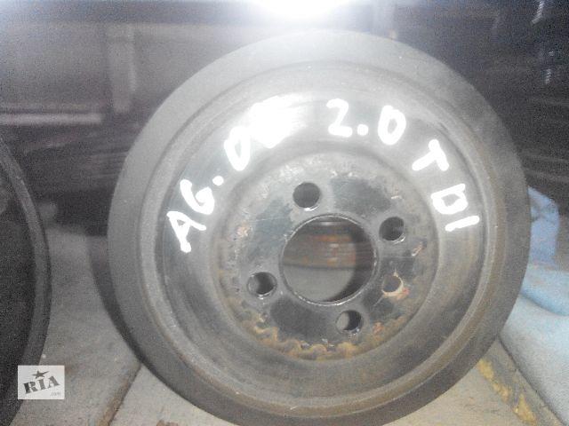бу б/у Детали двигателя Шкив коленвала/распредвала Легковое авто Audi A6 2007 в Львове