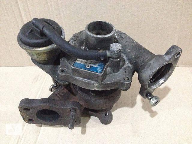 бу б/у Детали двигателя Турбина 54359700007 Легковой Peugeot 206 1.4 в Луцке