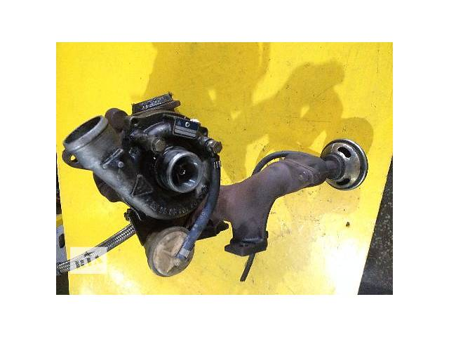 бу б/у Детали двигателя Турбина k03324066 Peugeot 306 2.0 hdi в Луцке