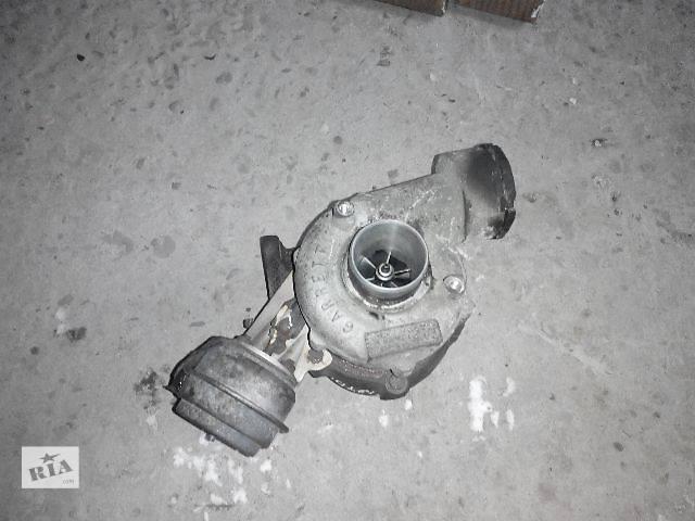 продам б/у Детали двигателя Турбина Легковой Audi A4 2003 бу в Львове