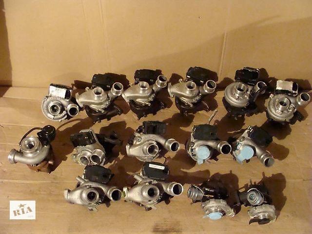 продам б/у Детали двигателя Турбина Легковой BMW 7 Series (все) бу в Львове