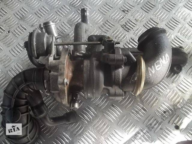 б/у Детали двигателя Турбина Легковой Citroen Nemo 2008- объявление о продаже  в Тернополе