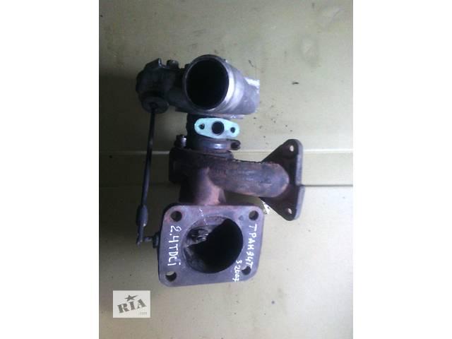 купить бу б/у Детали двигателя Турбина Легковой Ford Transit в Ковеле