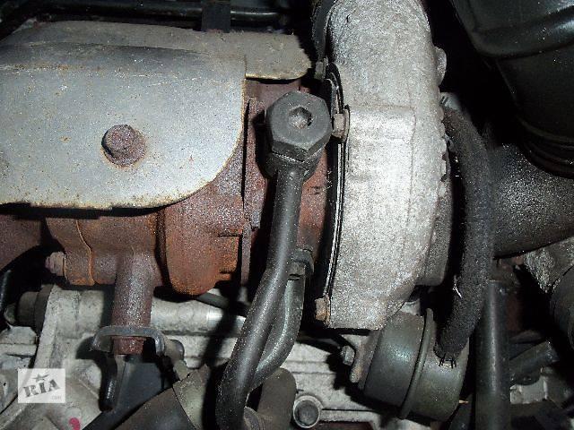 бу б/у Детали двигателя Турбина Легковой Hyundai H 1 2005 в Ковеле