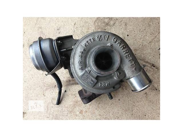 продам б/у Детали двигателя Турбина Легковой Kia Sportage 09- CDRI 1.7 бу в Ровно