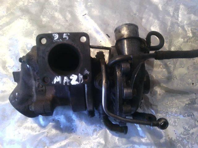 б/у Детали двигателя Турбина Легковой Mazda 5- объявление о продаже  в Ковеле
