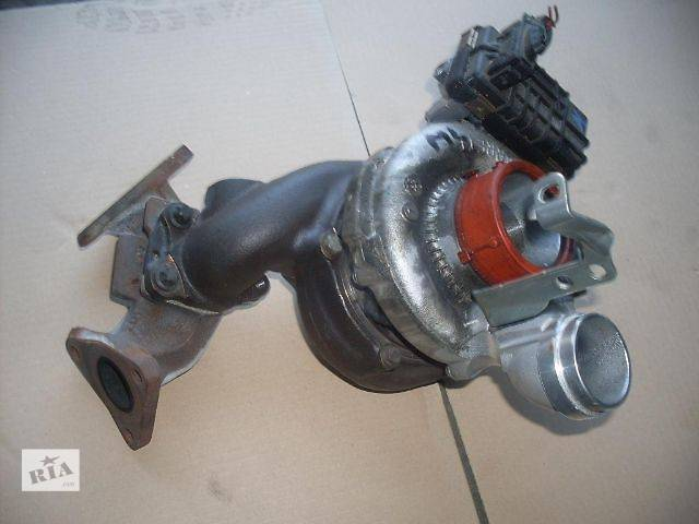 продам б/у Детали двигателя Турбина Легковой Mercedes ML 320 Кроссовер 2007 бу в Черновцах