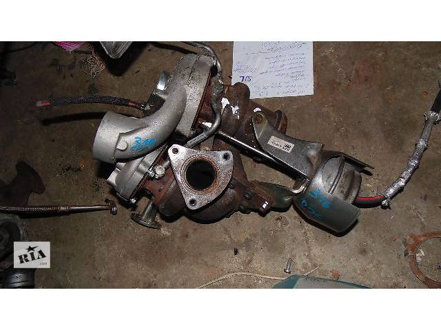 б/у Детали двигателя Турбина Легковой Mercedes Sprinter 316 2008- объявление о продаже  в Ковеле