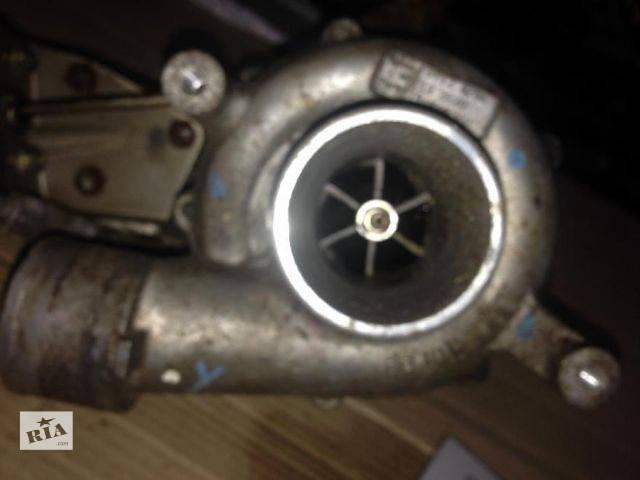 б/у Детали двигателя Турбина Легковой Mitsubishi Pajero Wagon 4 06- CDRI 3.2- объявление о продаже  в Ровно