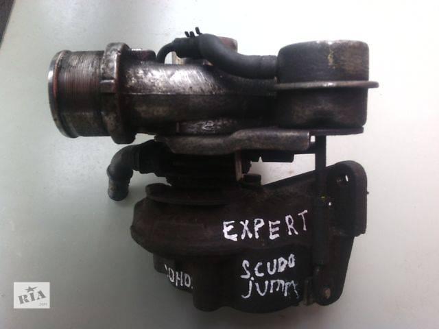 купить бу б/у Детали двигателя Турбина Легковой Peugeot Expert в Ковеле