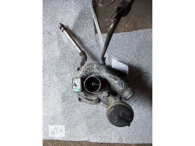 продам б/у Детали двигателя Турбина Легковой Renault Kangoo 2002 бу в Ковеле
