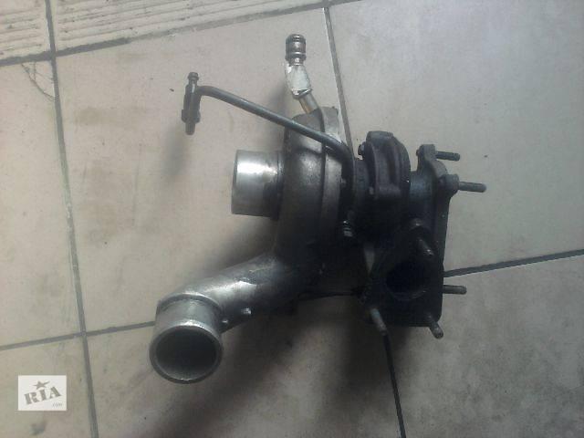продам б/у Детали двигателя Турбина Легковой Renault Trafic 2.5 бу в Бродах (Львовской обл.)