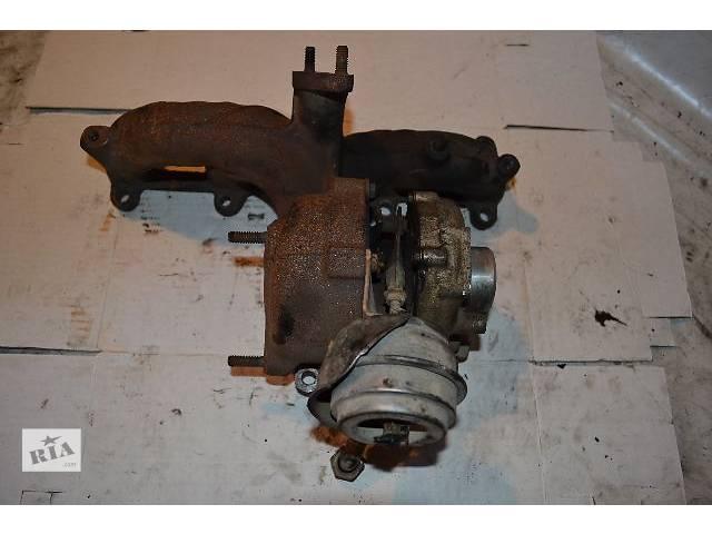 продам б/у Детали двигателя Турбина Легковой Skoda Octavia 1.9TDI бу в Ковеле