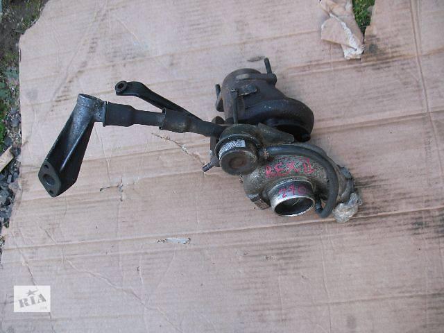 купить бу б/у Детали двигателя Турбина Легковой SsangYong Rexton II в Луцке