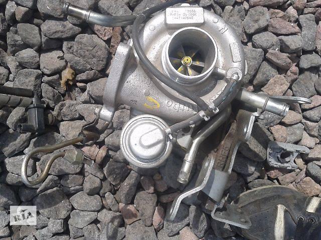 б/у Детали двигателя Турбина Легковой Subaru Forester 2010- объявление о продаже  в Киеве
