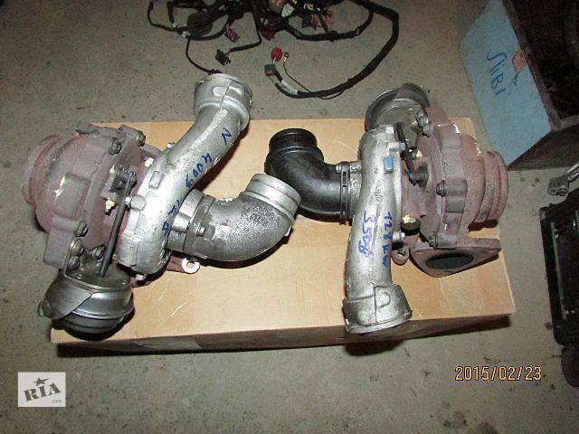 бу б/у Детали двигателя Турбина Легковой Volkswagen Multivan 2008 в Хусте