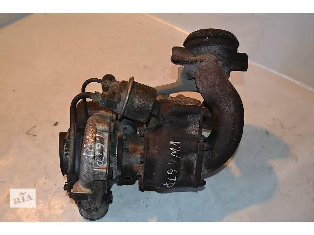 Б/у Детали двигателя Турбина Легковой Volkswagen Passat 1.6TD- объявление о продаже  в Ковеле