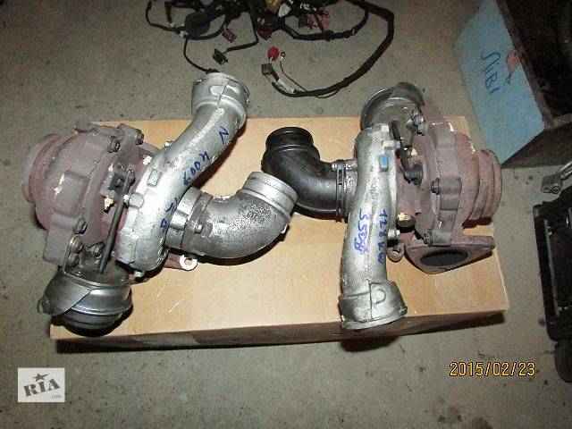 б/у Детали двигателя Турбина Легковой Volkswagen T5 (Transporter) 2008- объявление о продаже  в Виноградове
