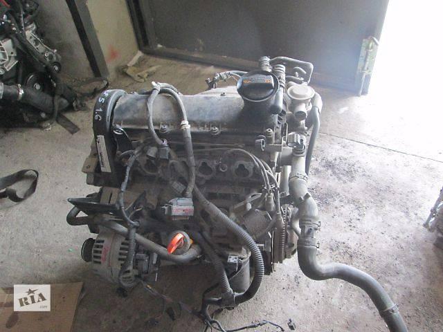 продам б/у Детали двигателя Вигатель 1.6В Легковой Volkswagen Caddy B6 Golf 5 Getta Skoda Octavia 2006 бу в Ковеле