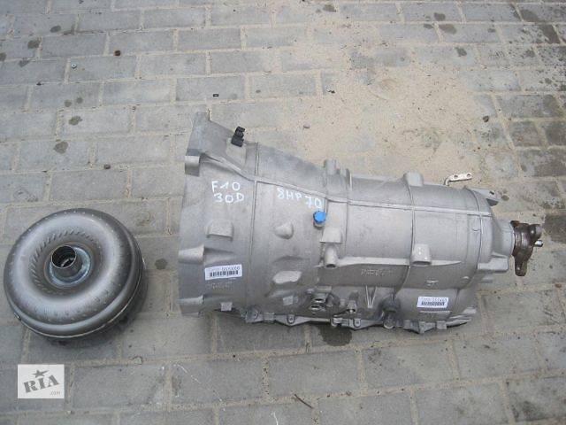 купить бу б/у Детали кузова АКПП Легковой BMW 5 Series F10 F11 530d 3.0d 8HP-70 в Киеве